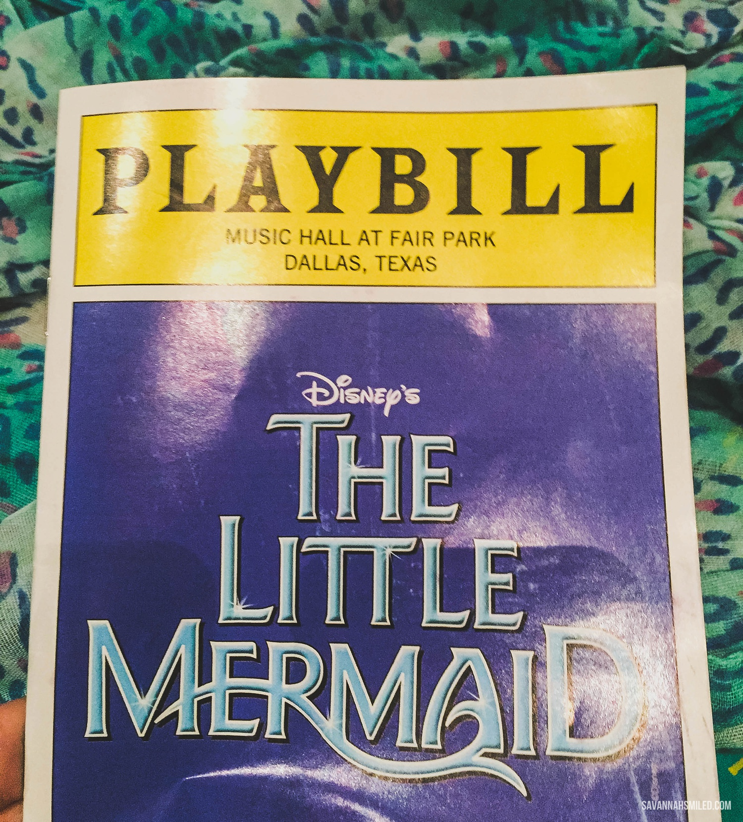 dallas-little-mermaid