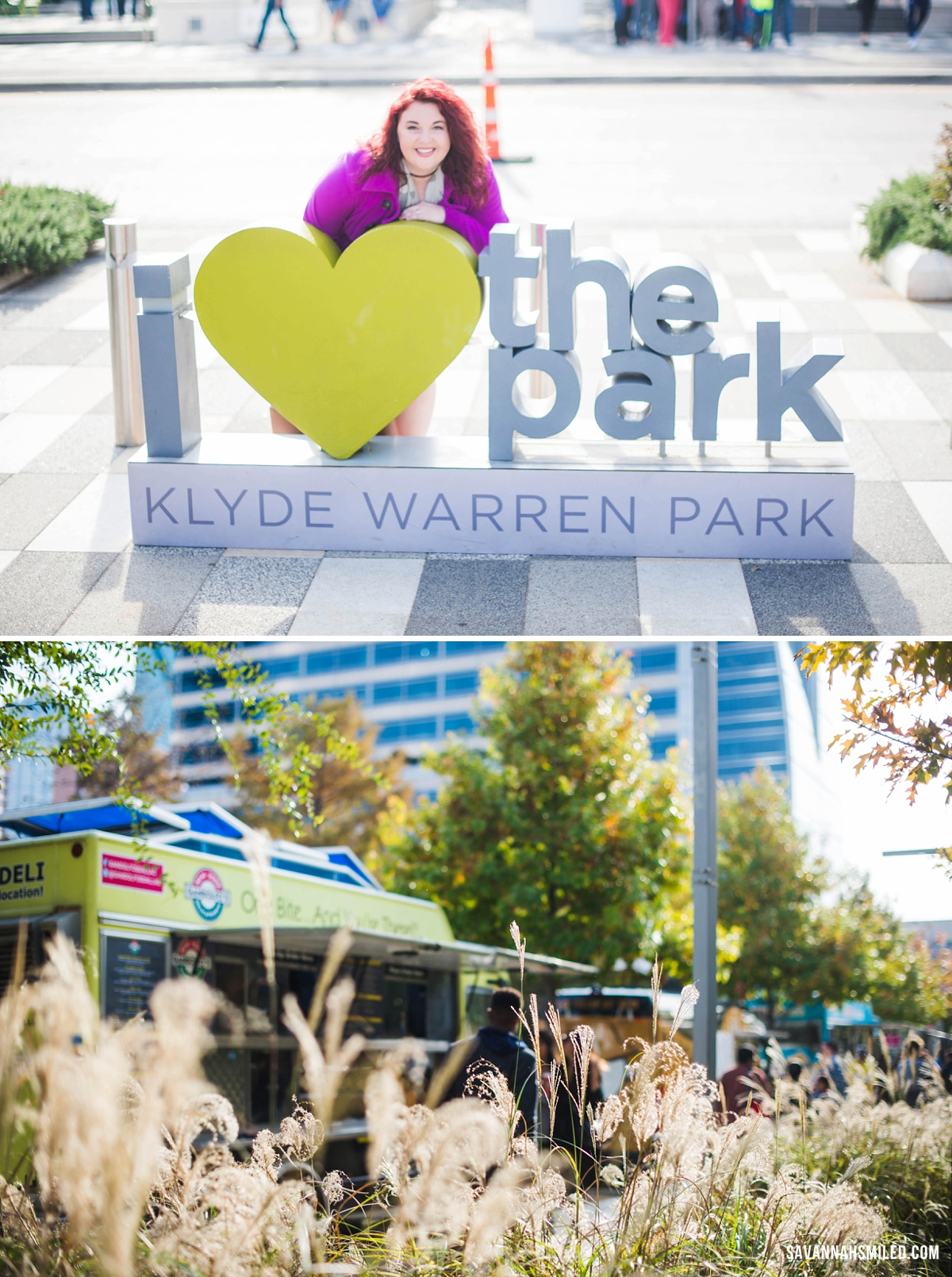 Klyde Warren Dallas Park