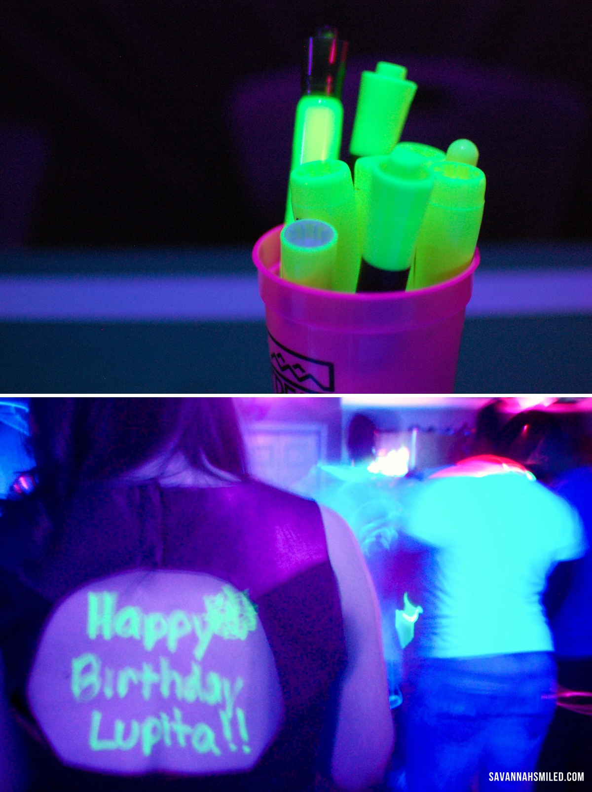 black-light-party-highlighters