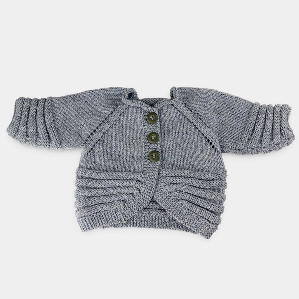 Sisterhood Knits, Baby Sweater