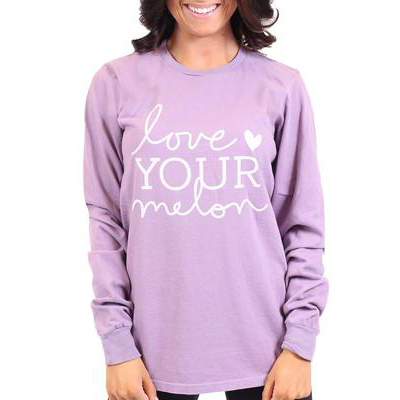 LAVENDER CLASSIC LONG SLEEVE