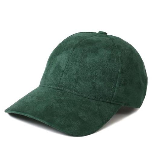 HUNTER SUEDE CAP