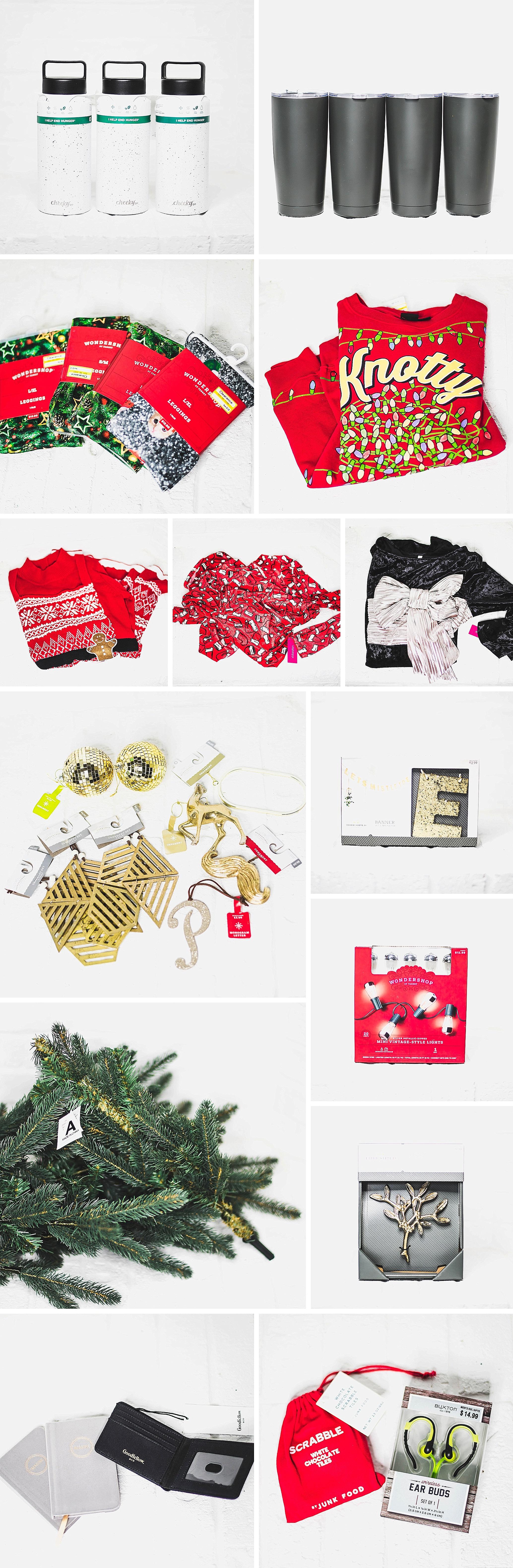 Target Christmas Clearance Haul