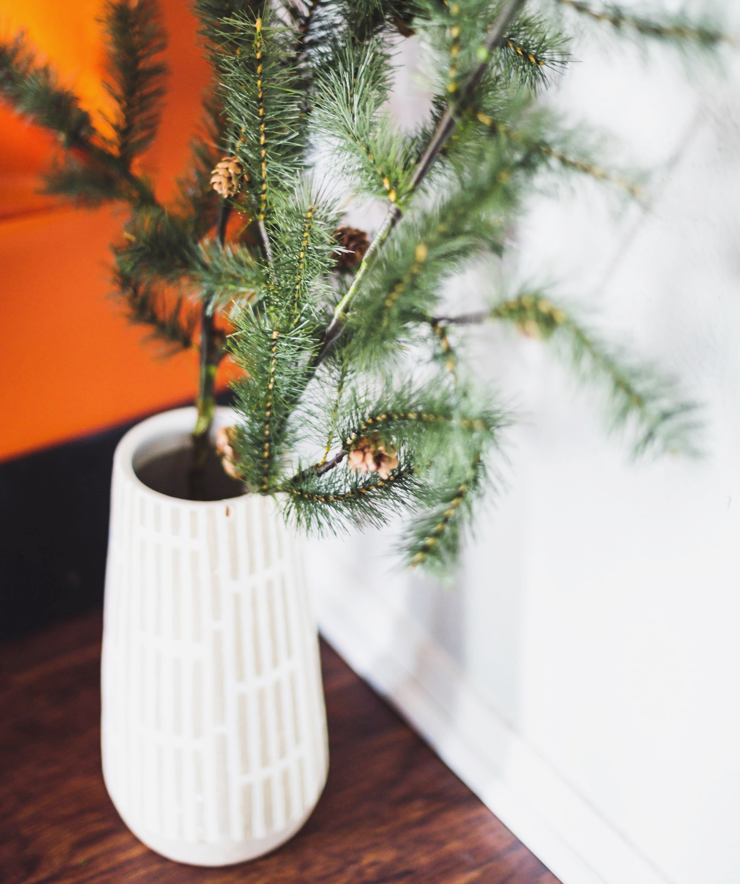Christmas Pine Needles