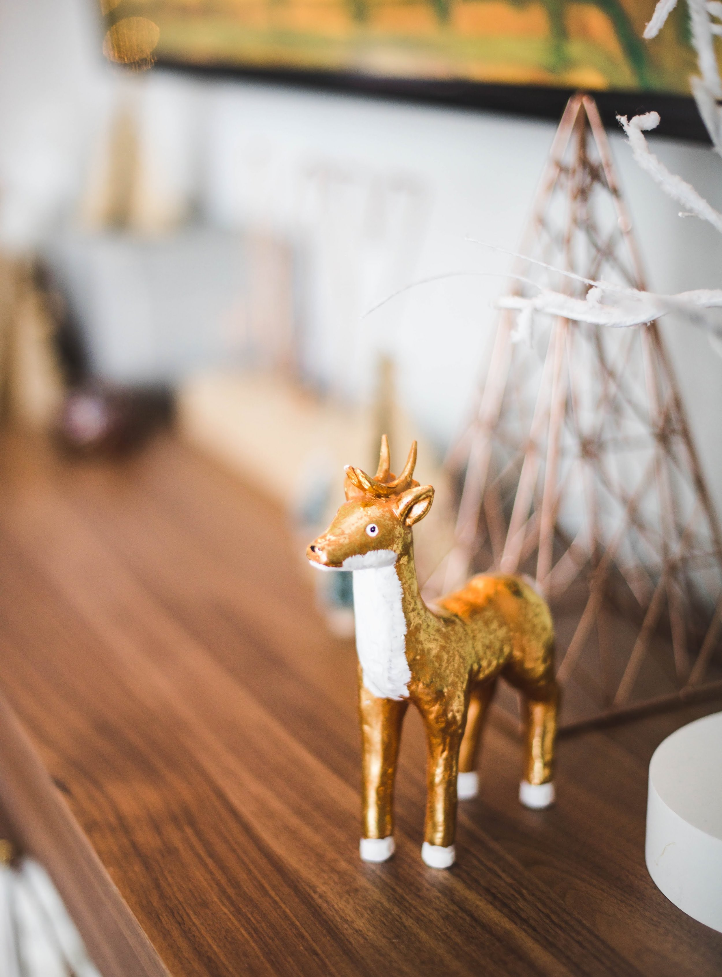 Neutral Holiday Decorations
