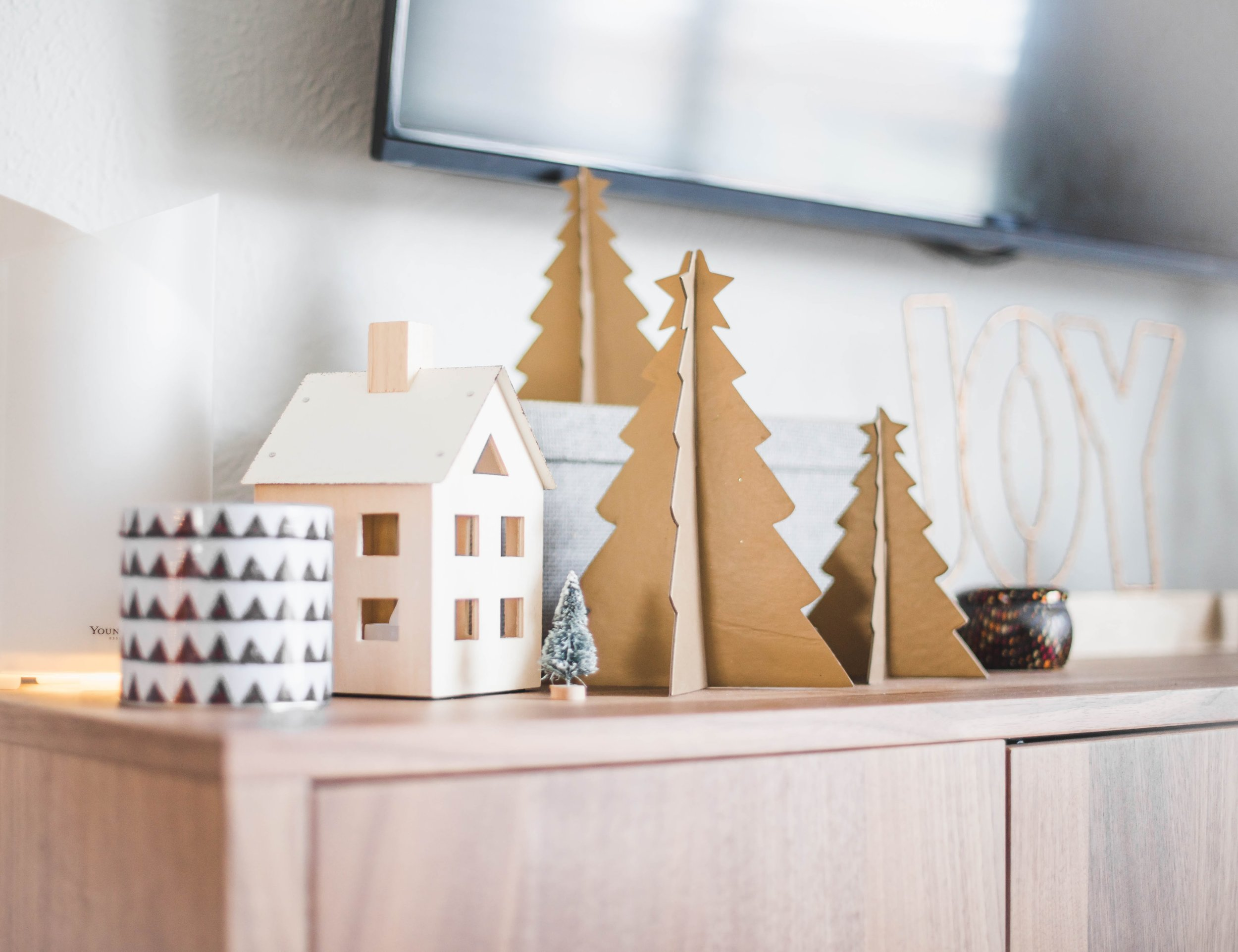 Nordic Holiday Decorations