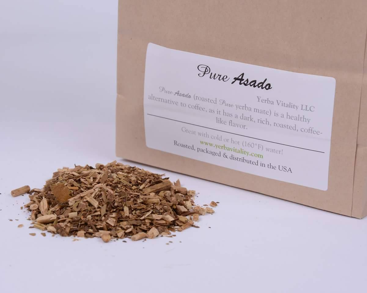 The Pure Asado (roasted) blend is roasted here in Ohio.  Photo courtesy of Corrine Roberts Photography