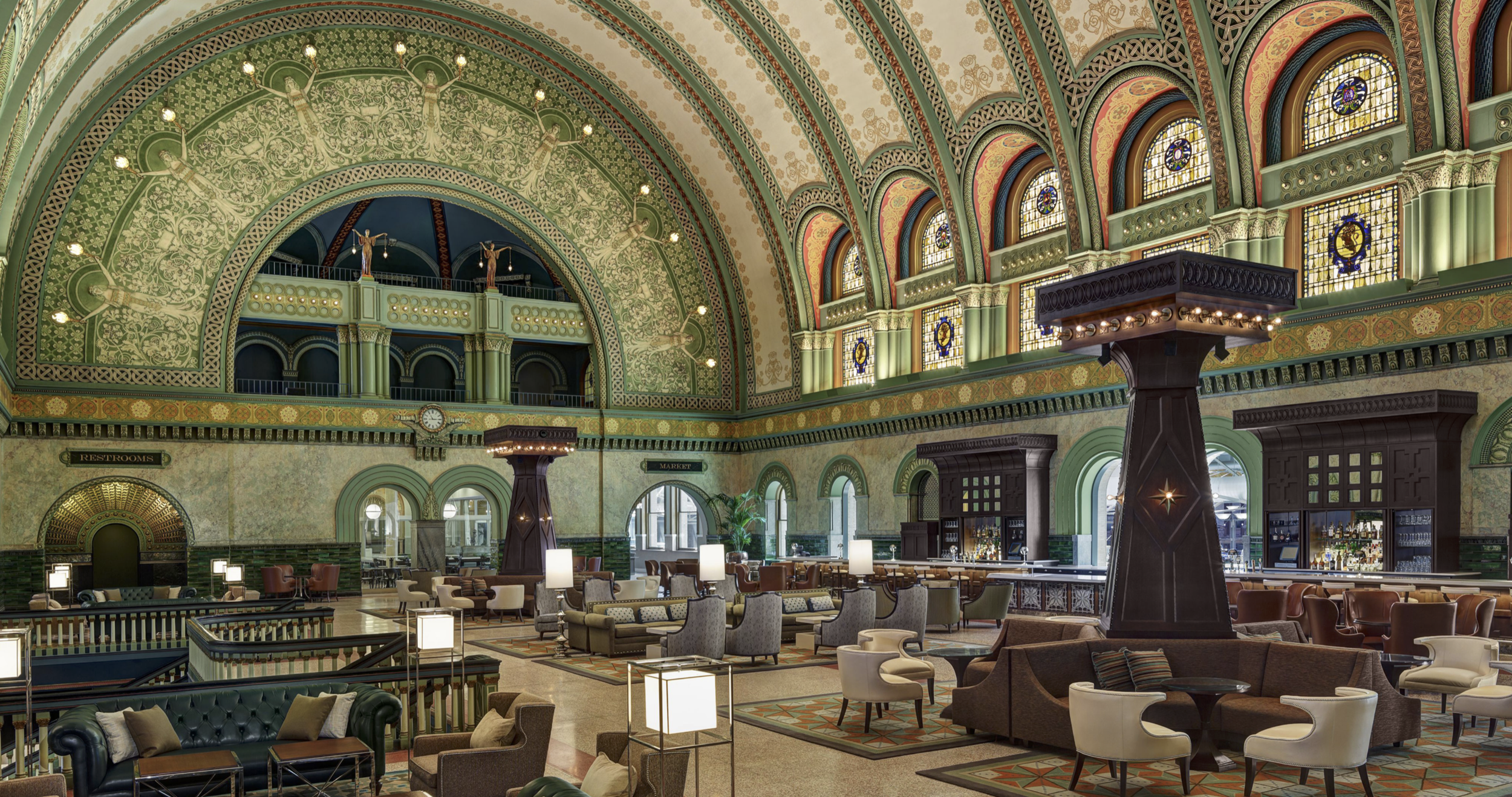 May 28th - Union Station Grand Hall
