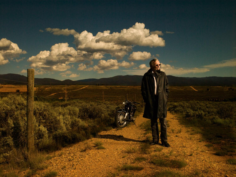 Dennis Hopper - Randall Slavin