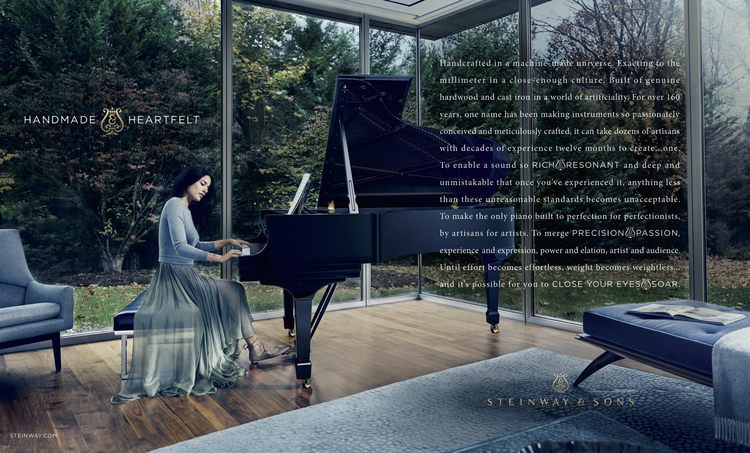 Steinway & Sons - Miller Mobley