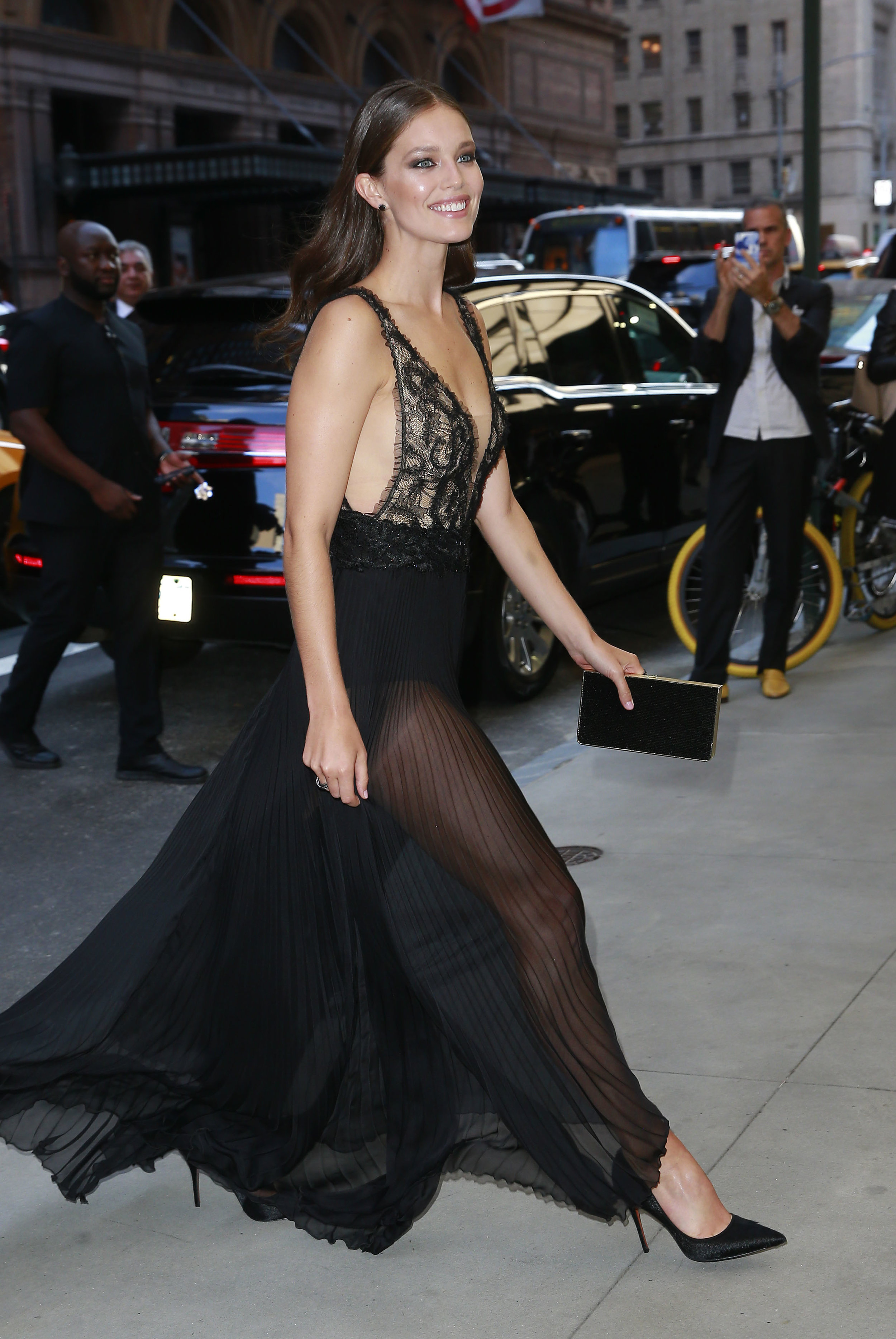 Emily DiDonato - Daily Front Row Fashion Awards