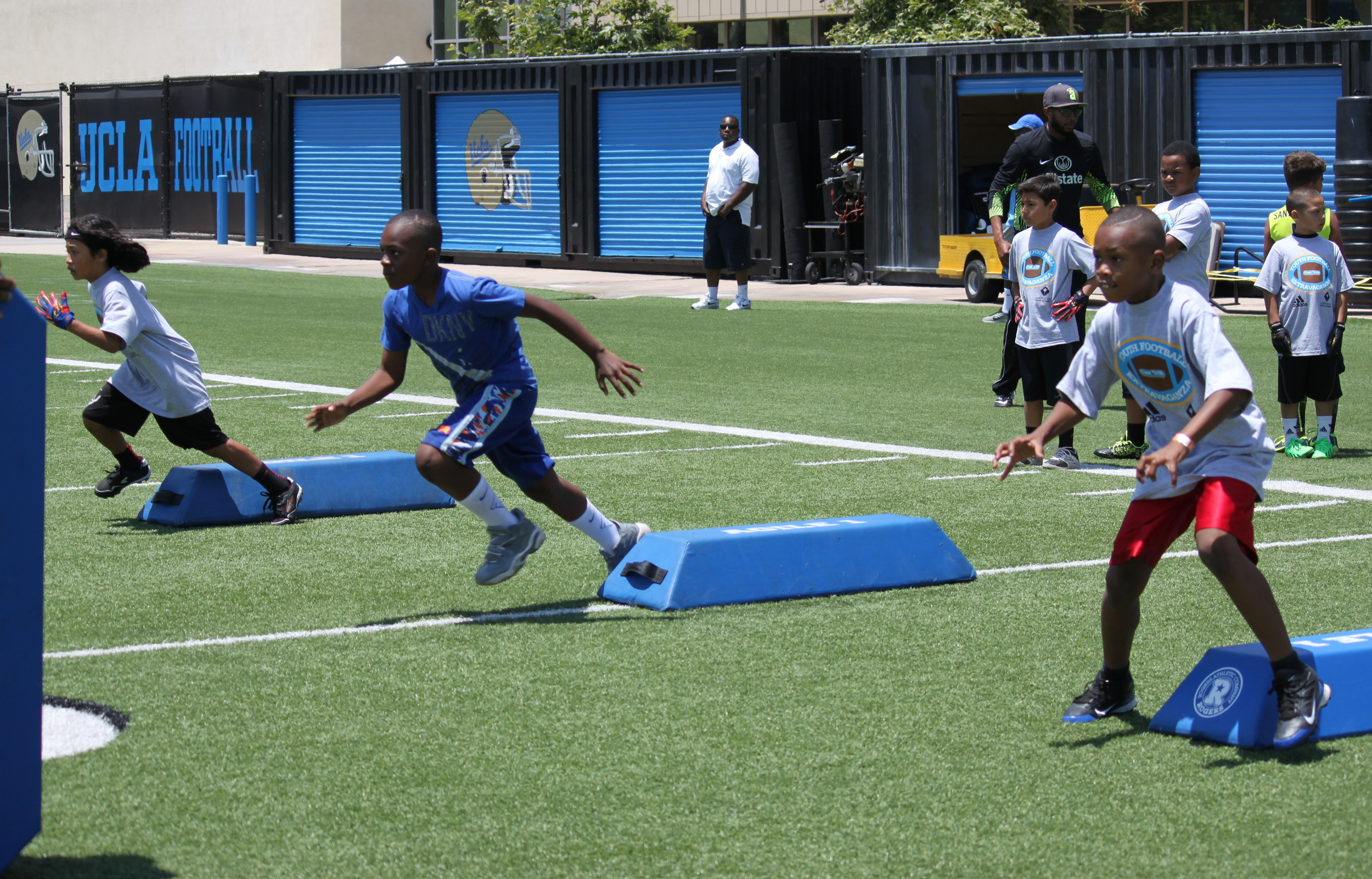 YES kids on field.JPG