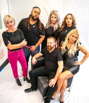 Meet The Stylists — Tonic Salon