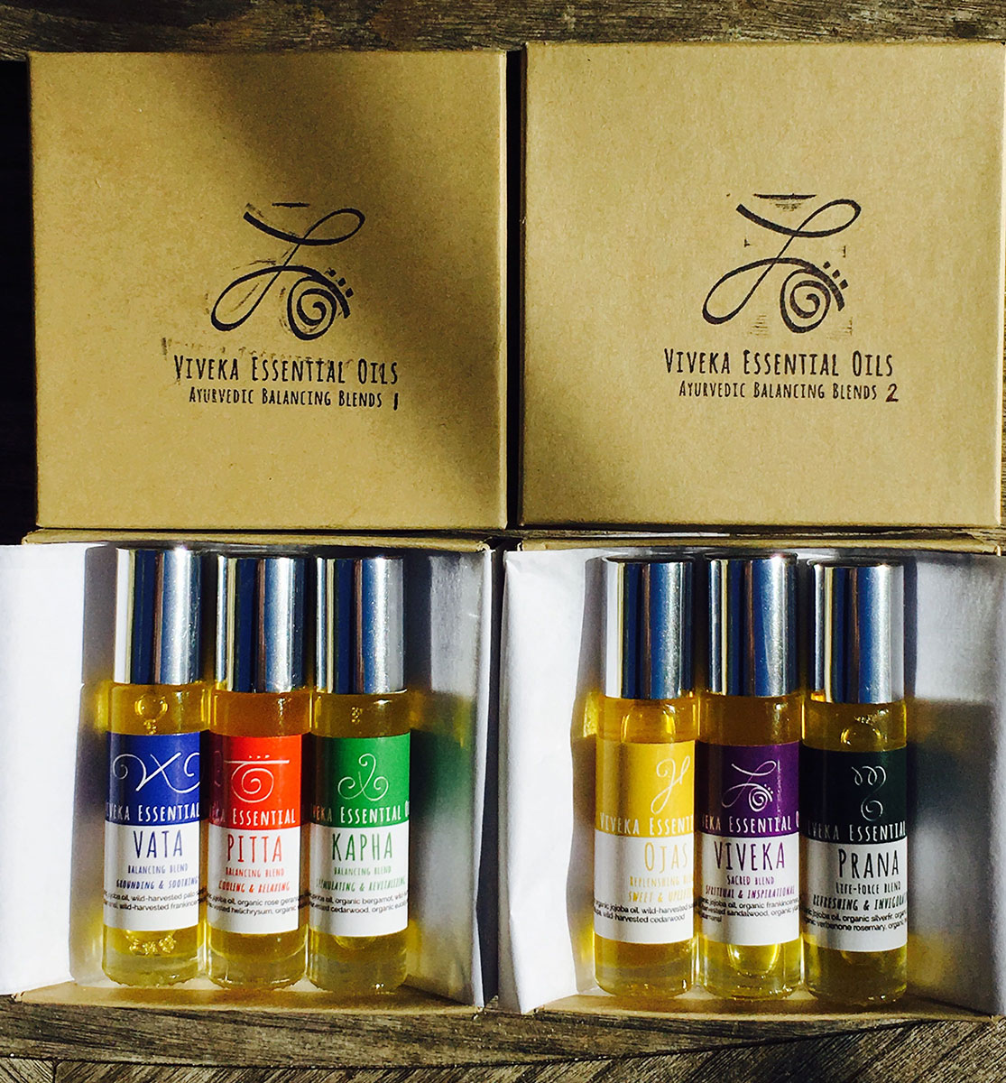 Show love for yourself with  Viveka Essential Oils Box Sets!  Makes a great gift as well.