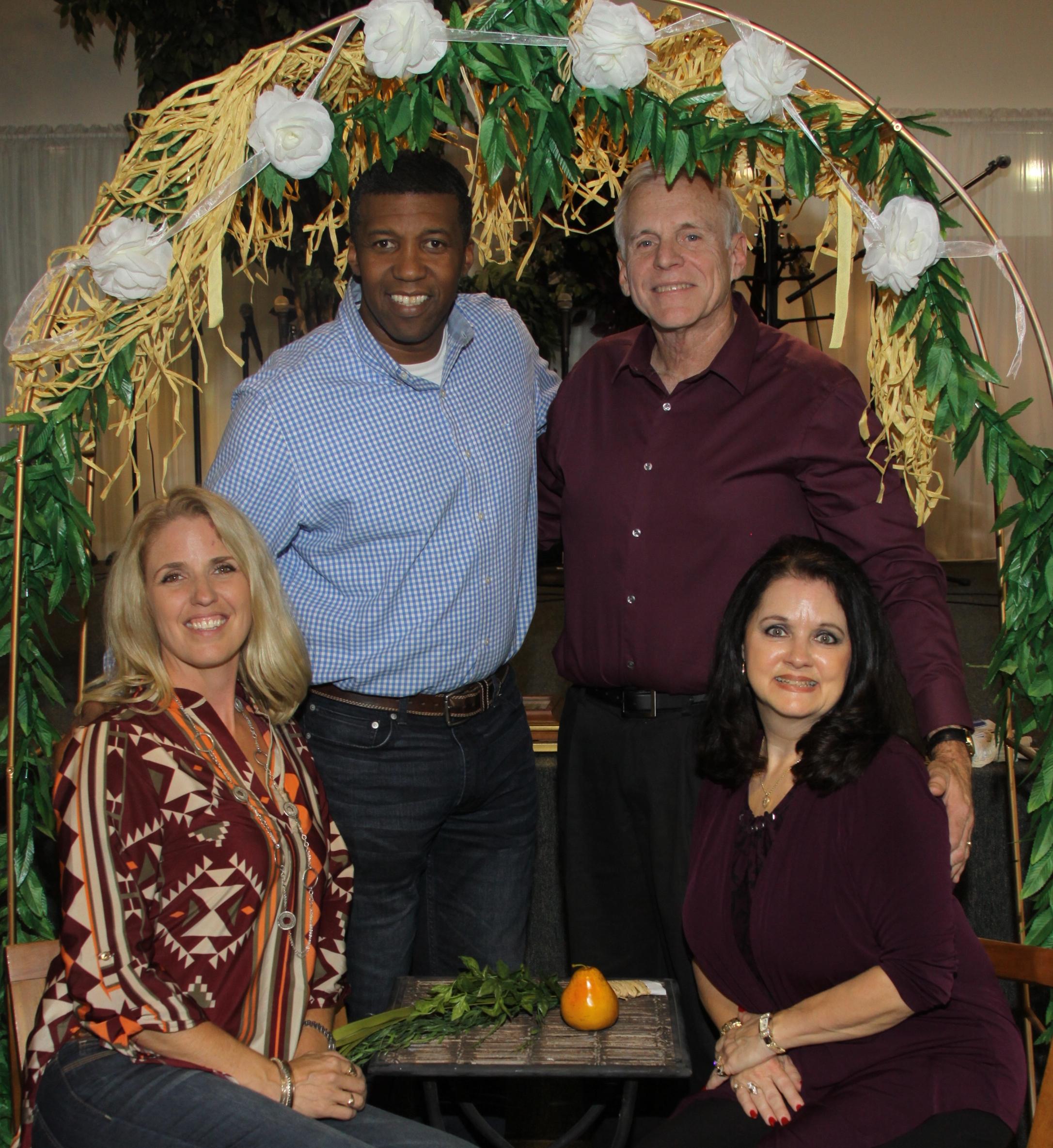 Senior pastors van & Regina smith
