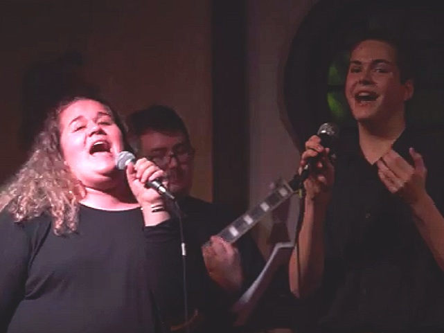 ain't no mountain high enough - performed at SHAKE A TAIL FEATHER November 2018