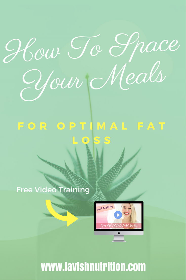 How often to eat for fat loss