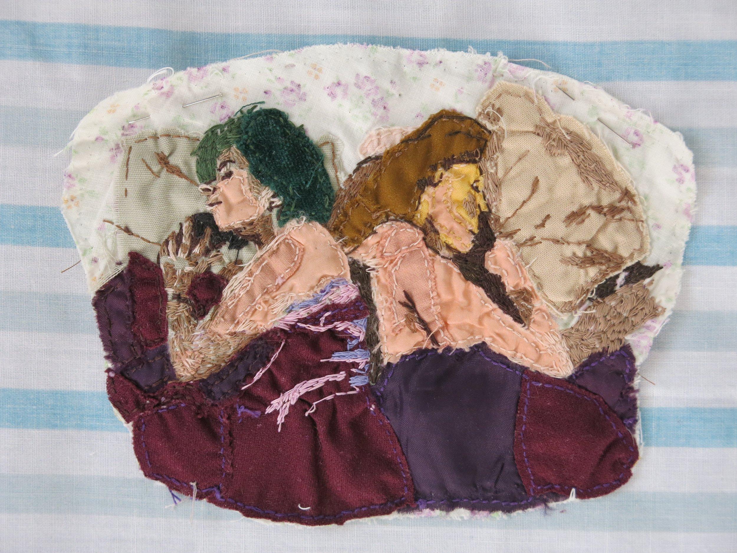 Artwork by Anne Mailey