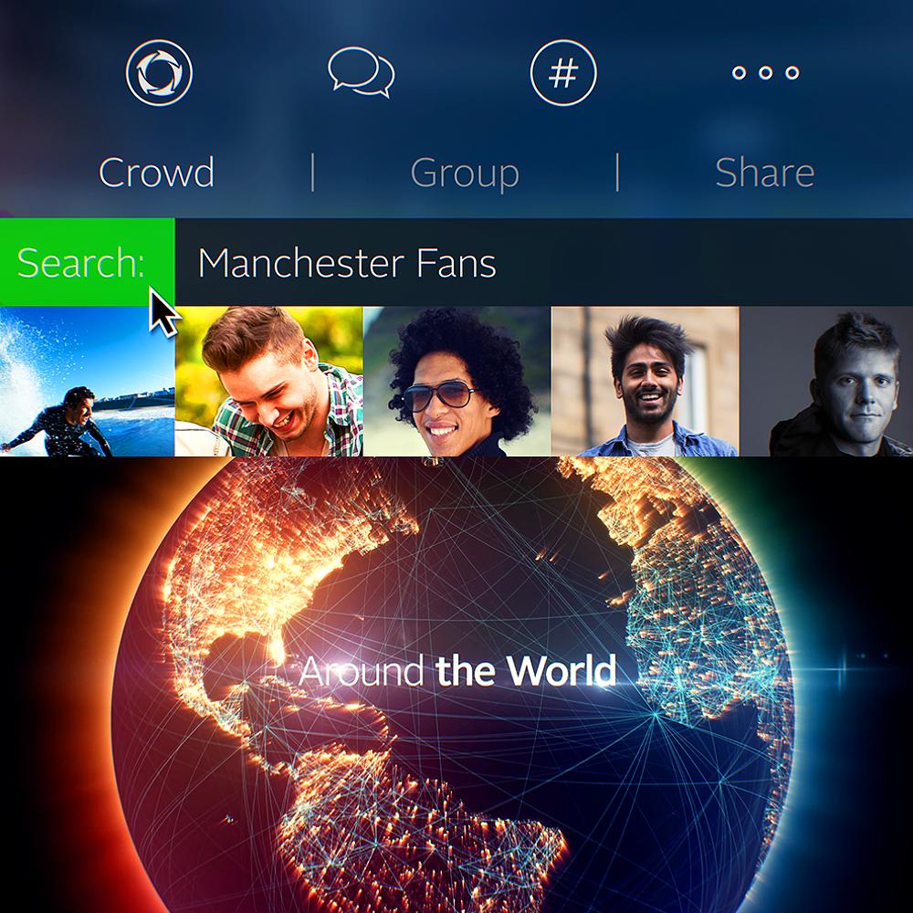 Crowdsurfing | LiveOne