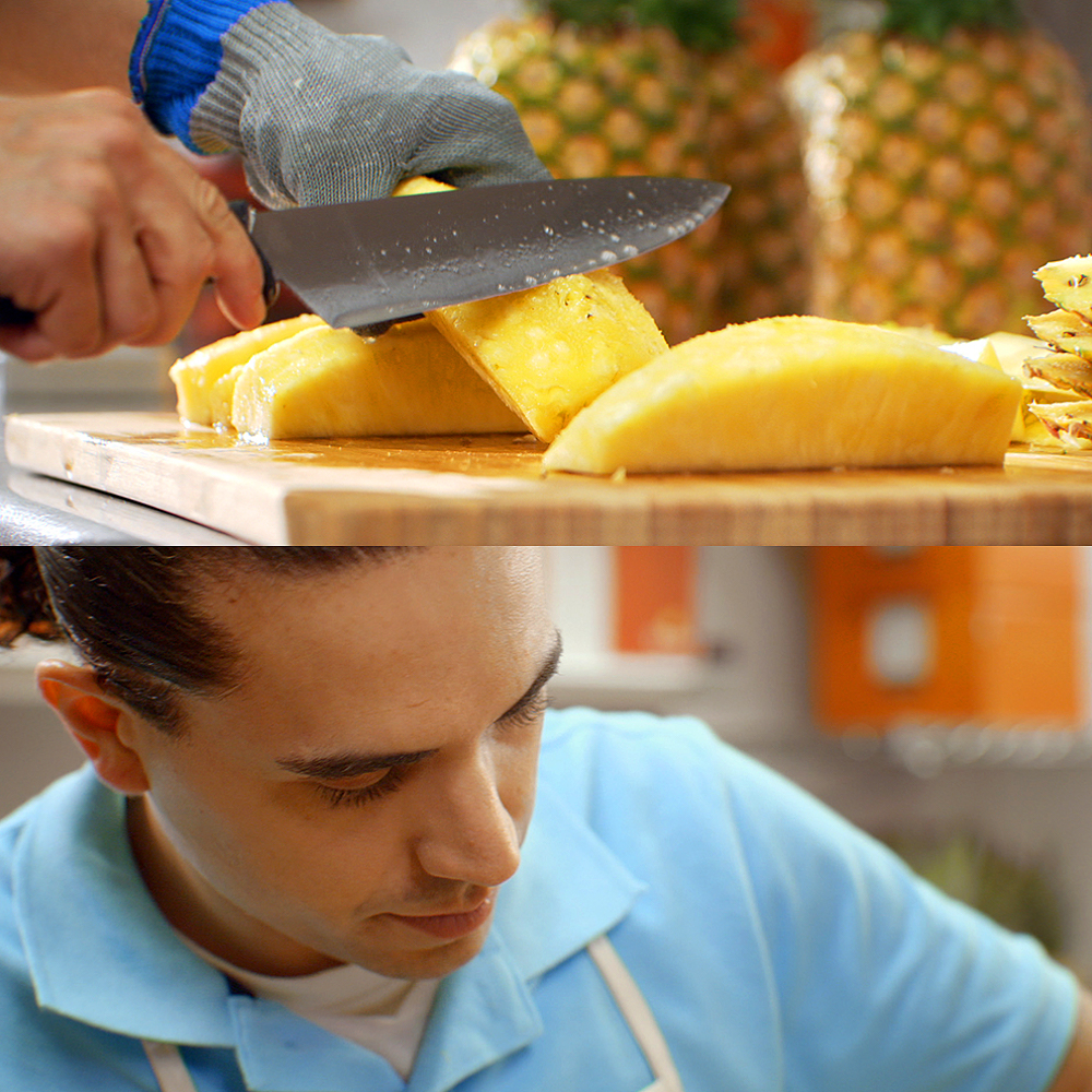 Our Pineapple Story | Panera Bread | Cramer-Krasselt