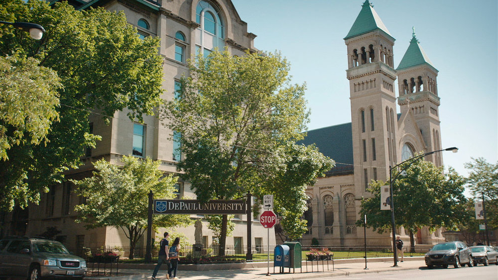 HE Depaul University | This is DePaul