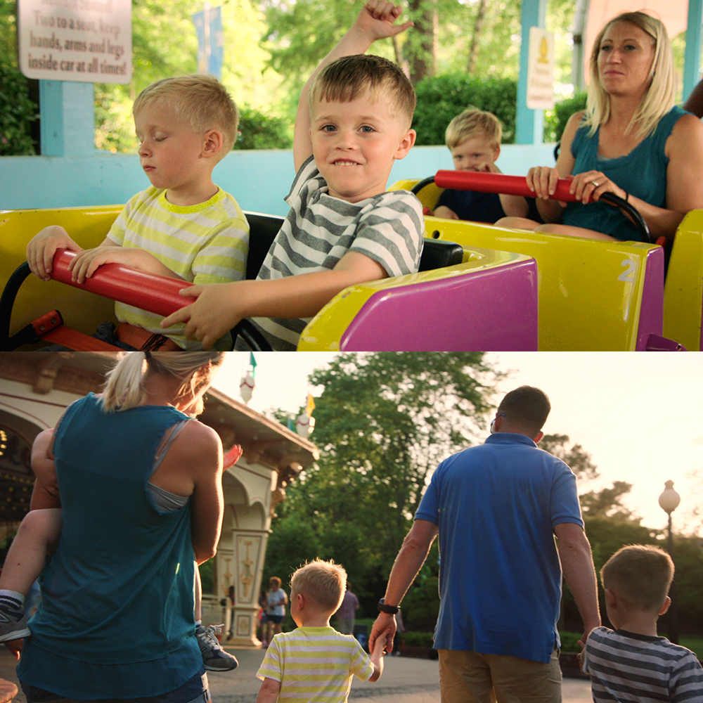 <strong>1st Time at the Park<br></strong>Cedar Fair