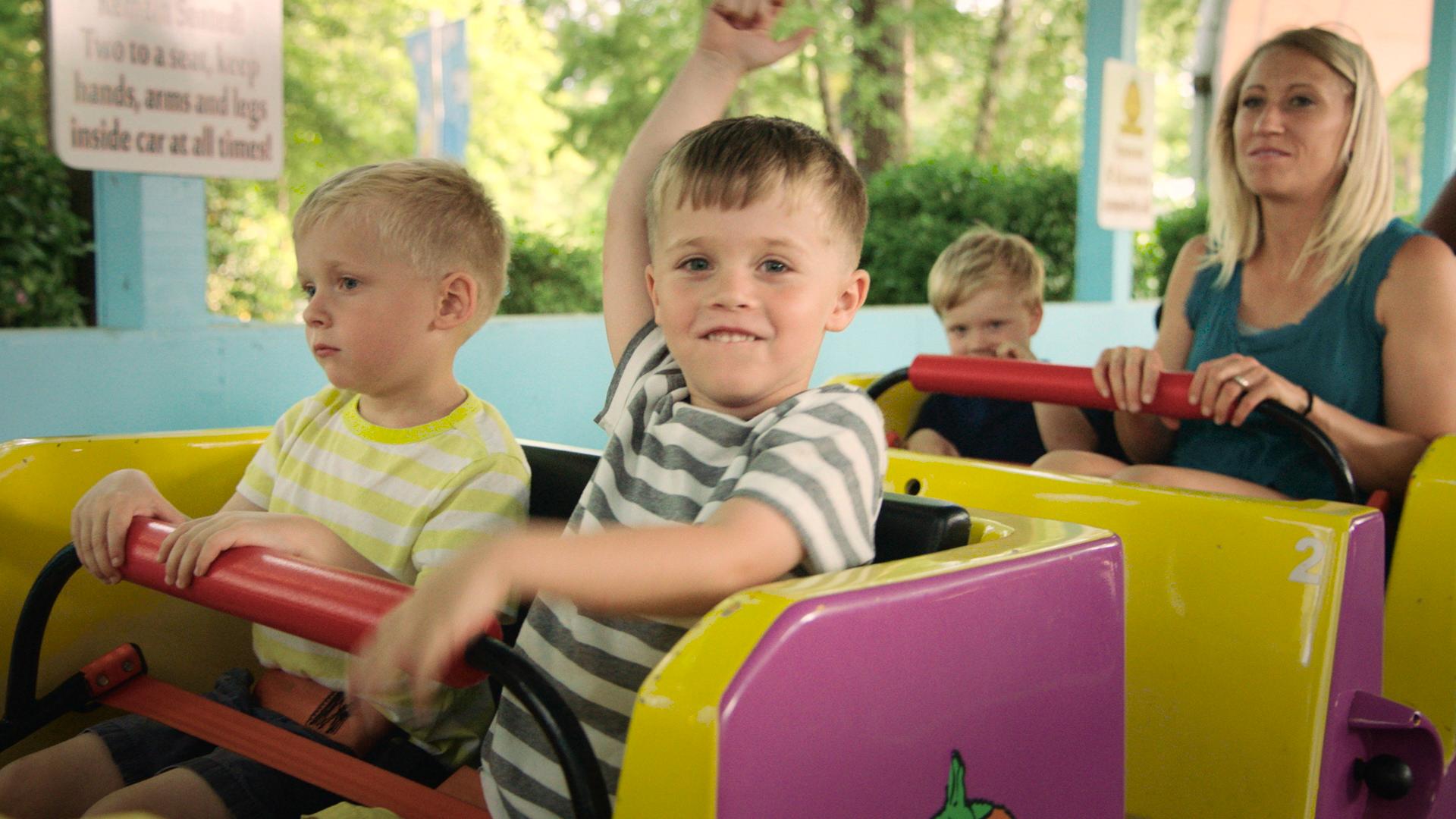 Cedar Fair | 1st Time at the Park