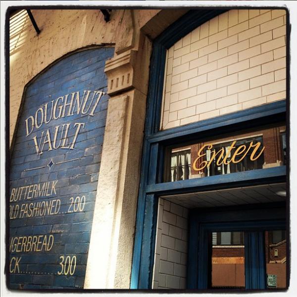 Hogsalt Hospitality | Doughnut Vault