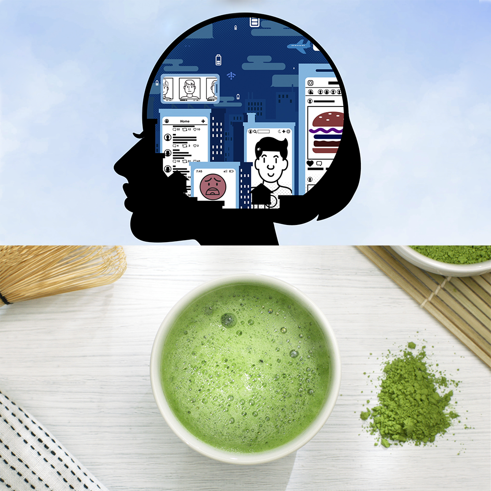 Find a Better Mind | Japanese Green Tea