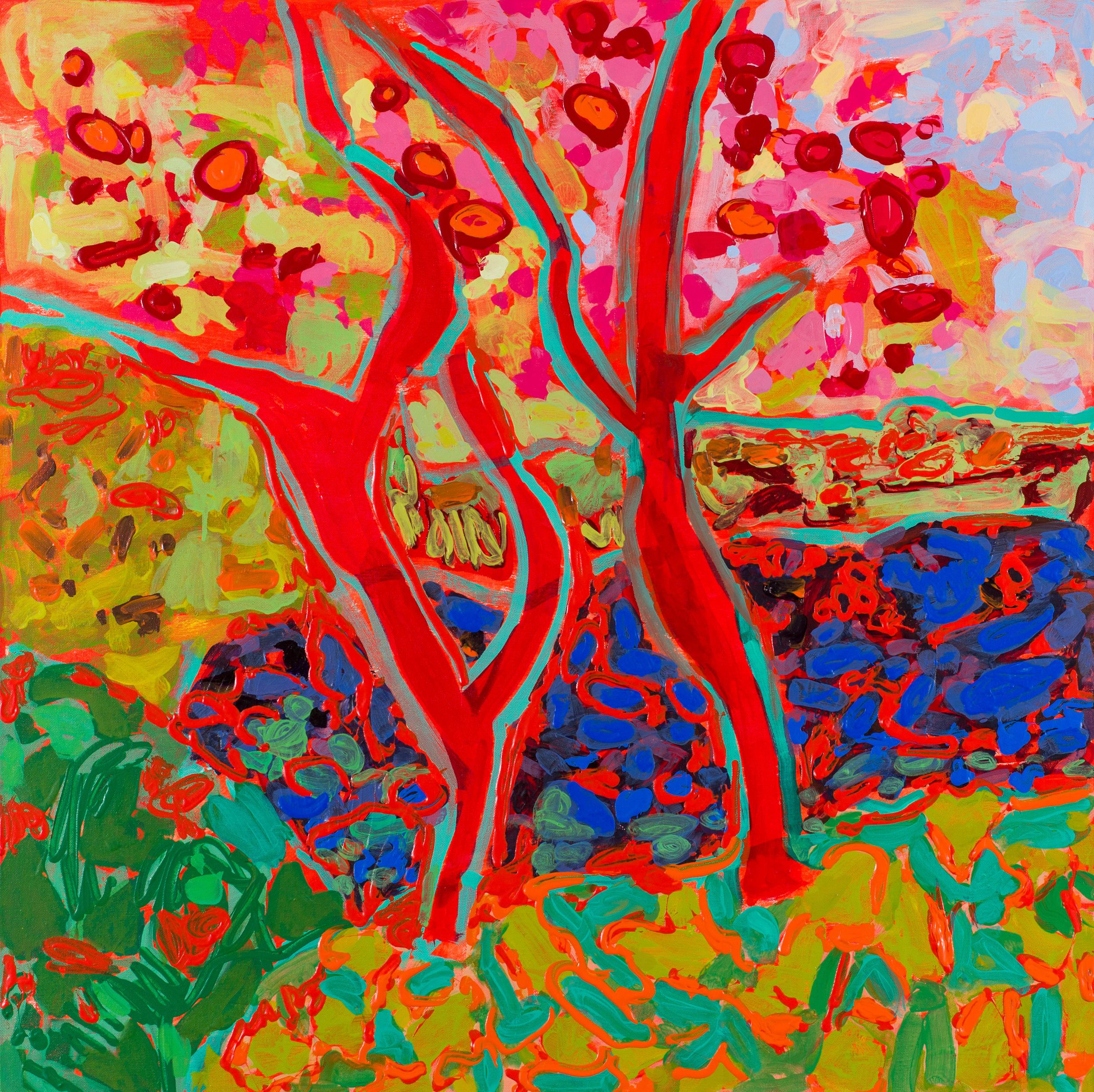 Apple Tree Forest II