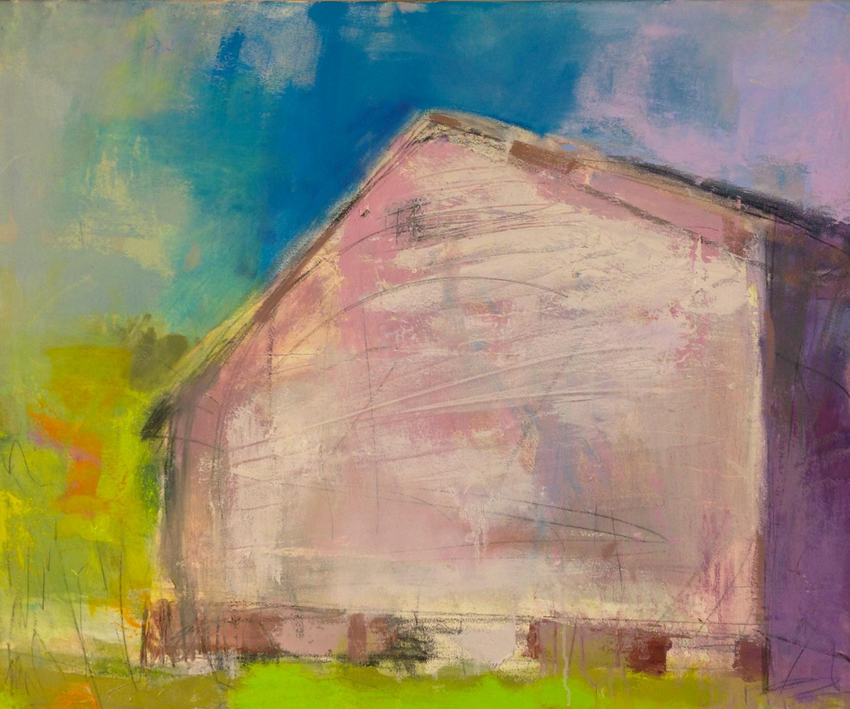 Barn, Early Spring