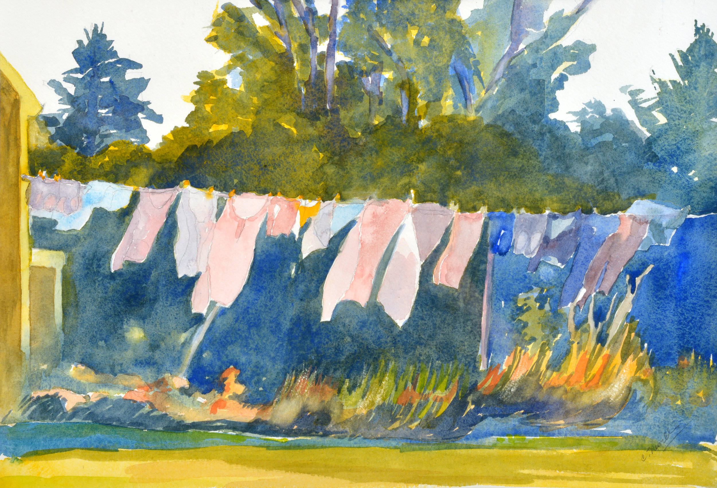 Laundry, NS