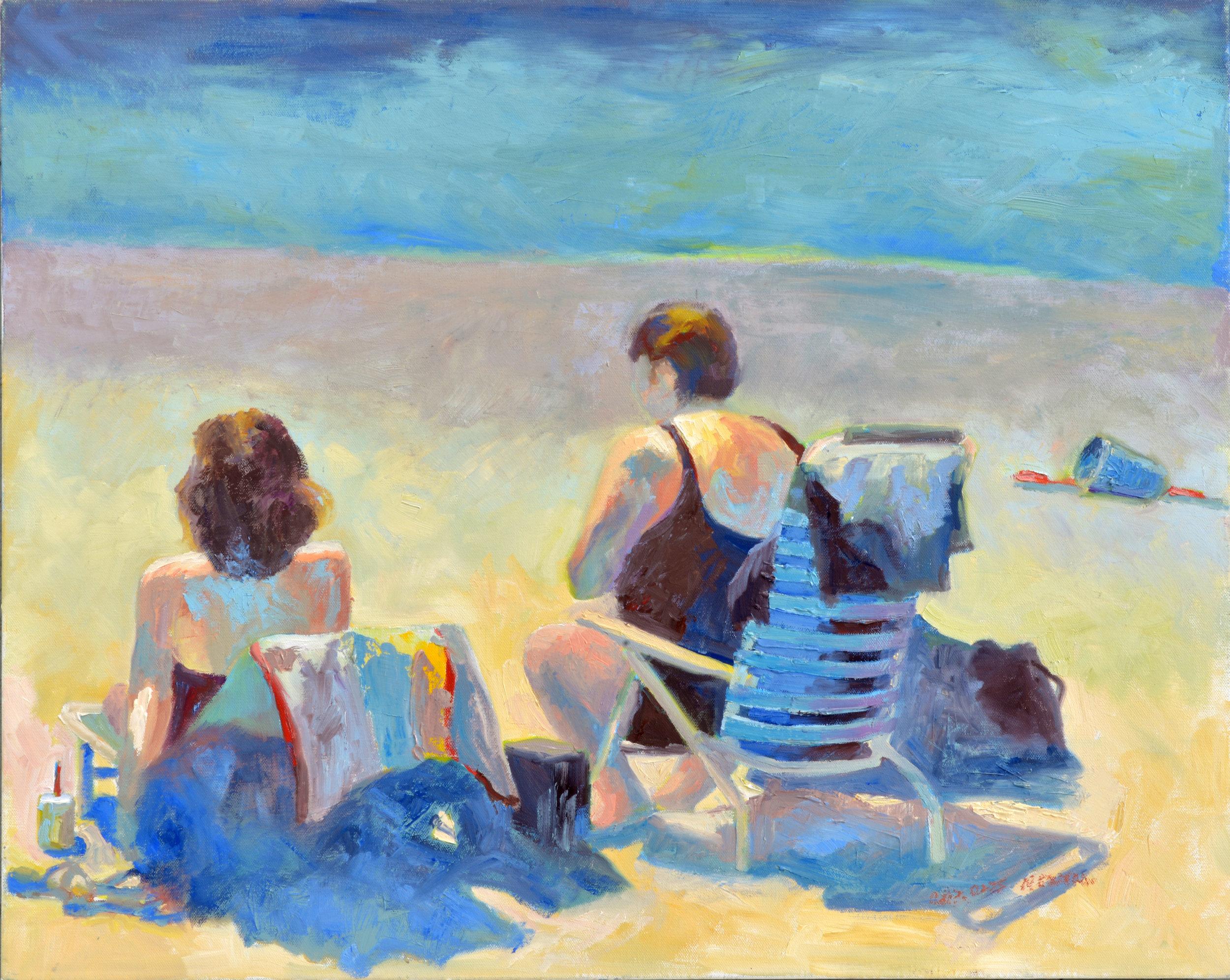 Sunbathers #2