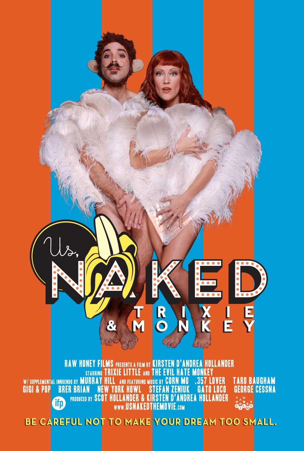 Us, Naked