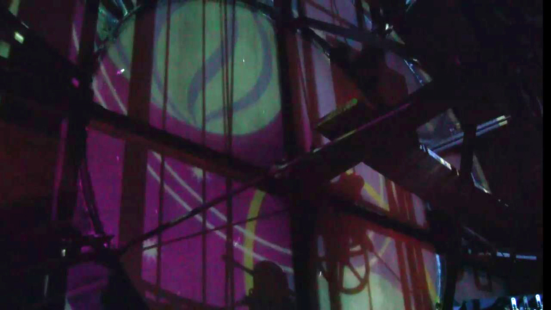Interior view of Bromoseltzer Tower. Photo: Amy Davis, Baltimore Sun