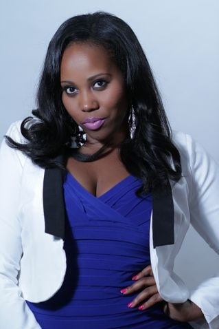 "Drika Laster as ""Sophia"""