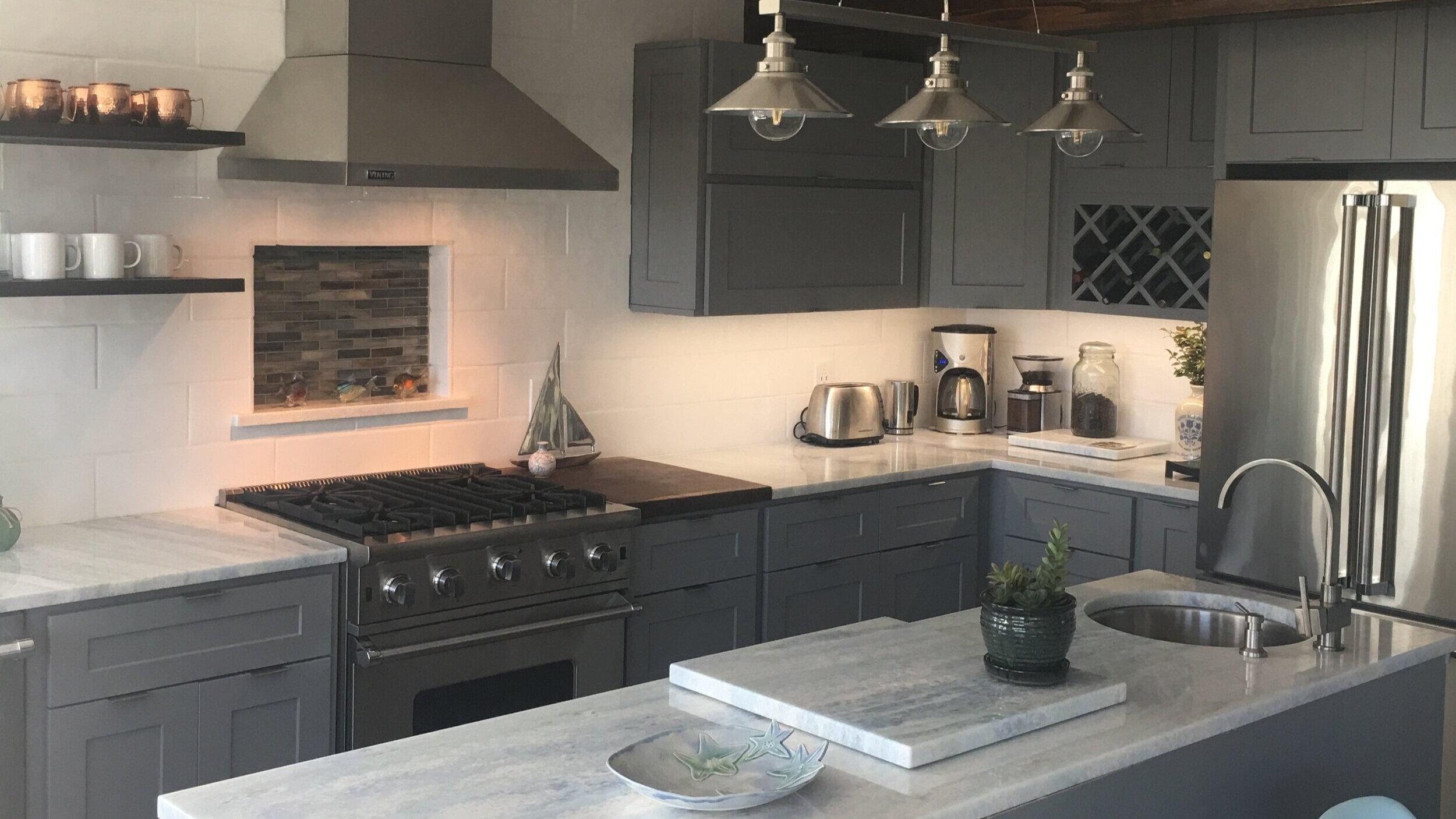 Tops Solid Surface Granite Quartz