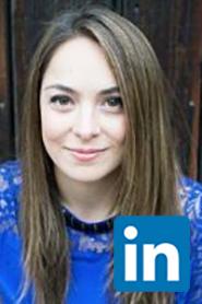 Katie Jacquez - Associate UX Designer at LinkedIn