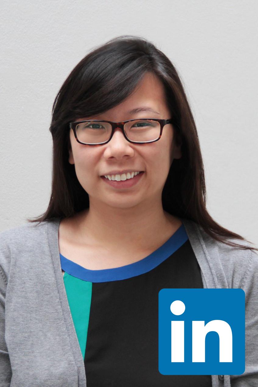 Kristine Yuen - Design Lead at LinkedIn