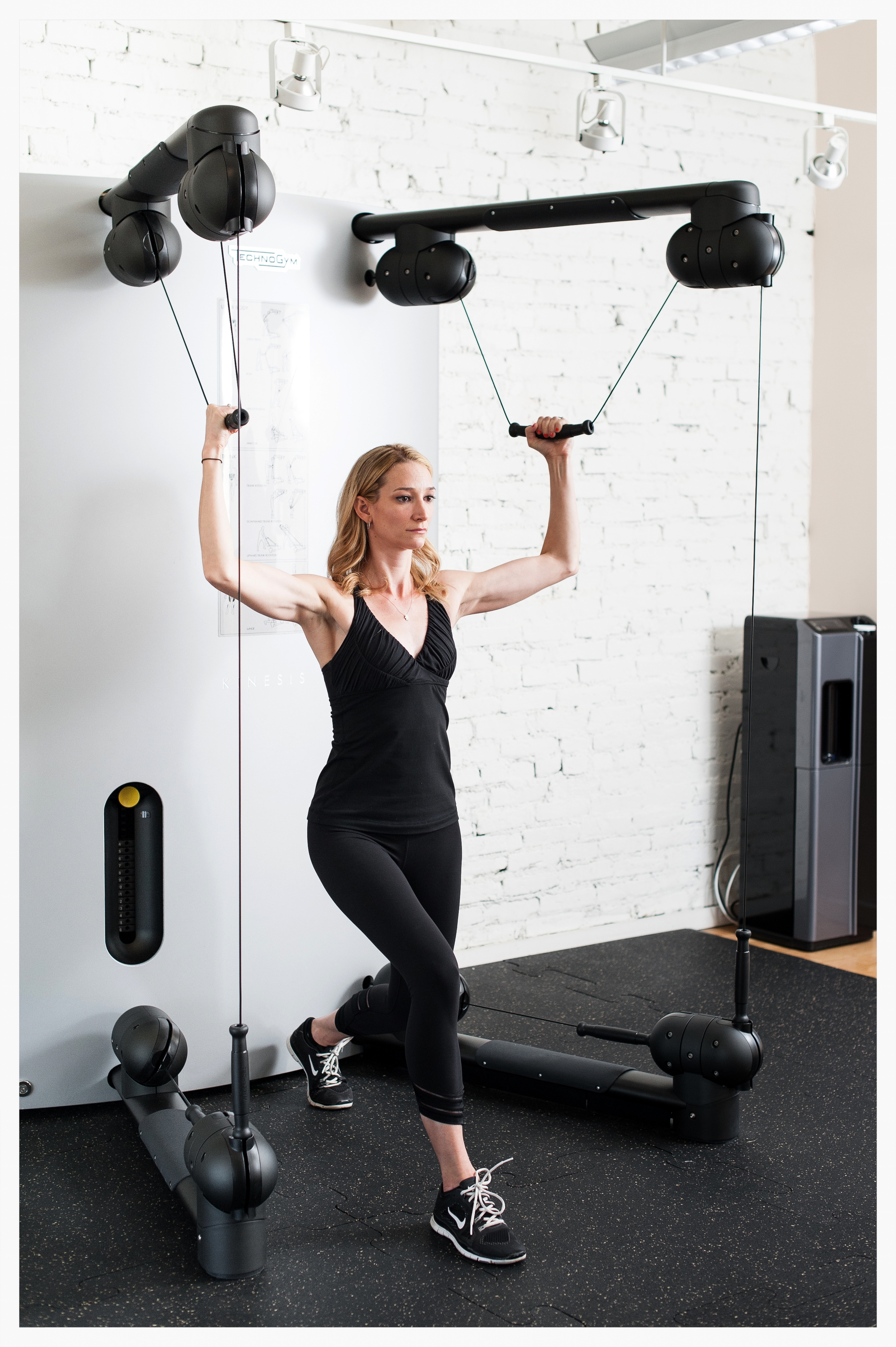 kinesis one resistance training personal lifting functional weights