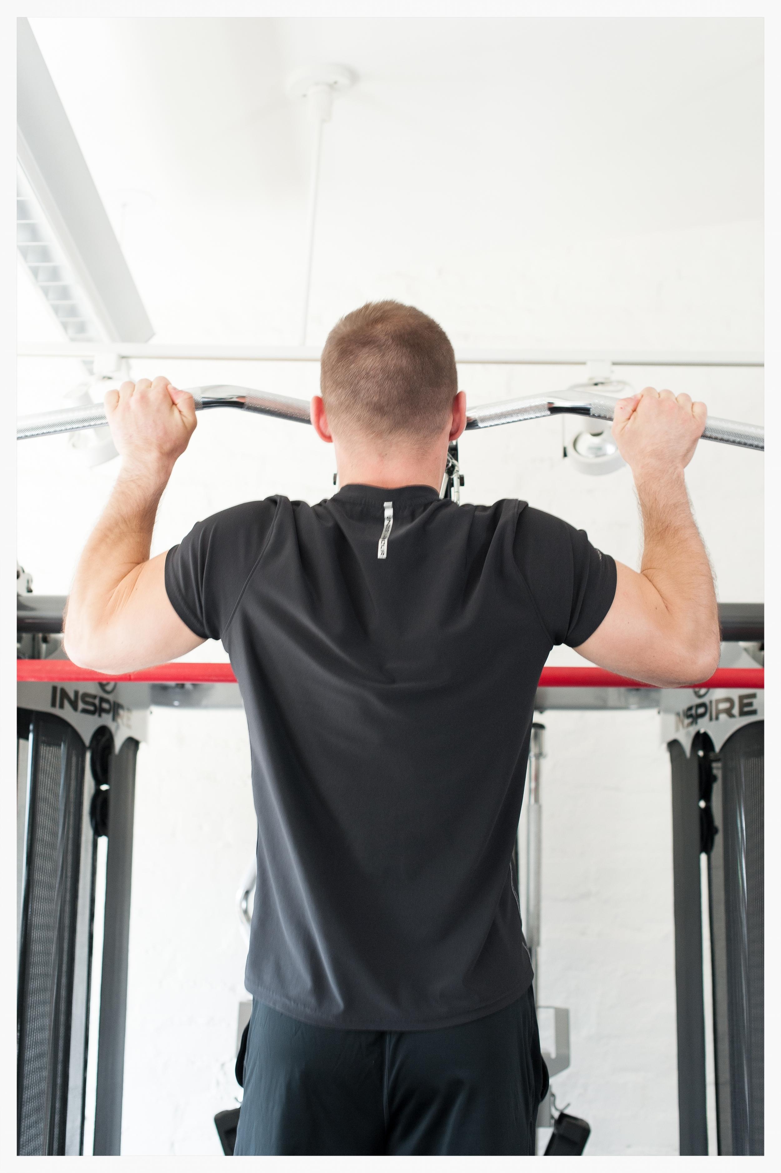weight machine functional personal training