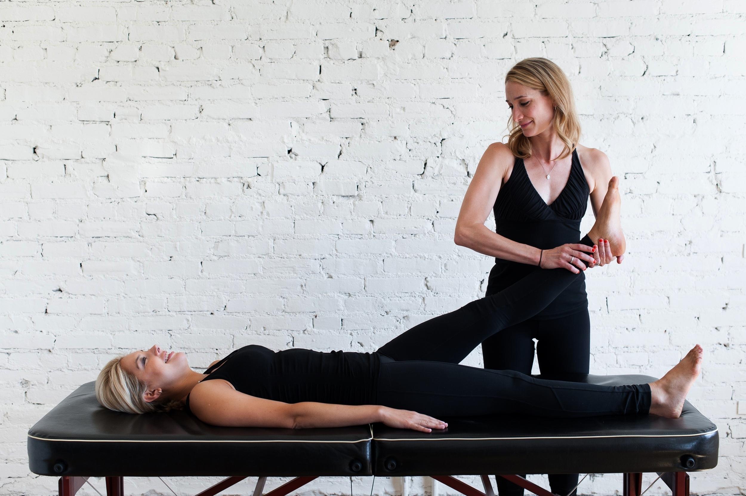 muscle activation techniques mat pain ranges of motion