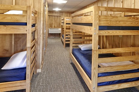 YOUTH BUNK HOUSE | Royal Gorge  $240/night  Sleeps up to 12 people