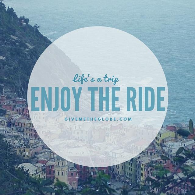 Lifes a trip