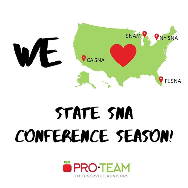 """Are you attending the Florida, Michigan, New York or California SNA Annual Conferences? We are, and we would love to connect with you! . Florida 
