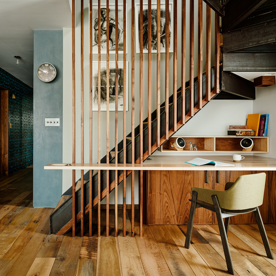 Dwell   Two Apartments Were Combined Into This Inviting Brooklyn Home