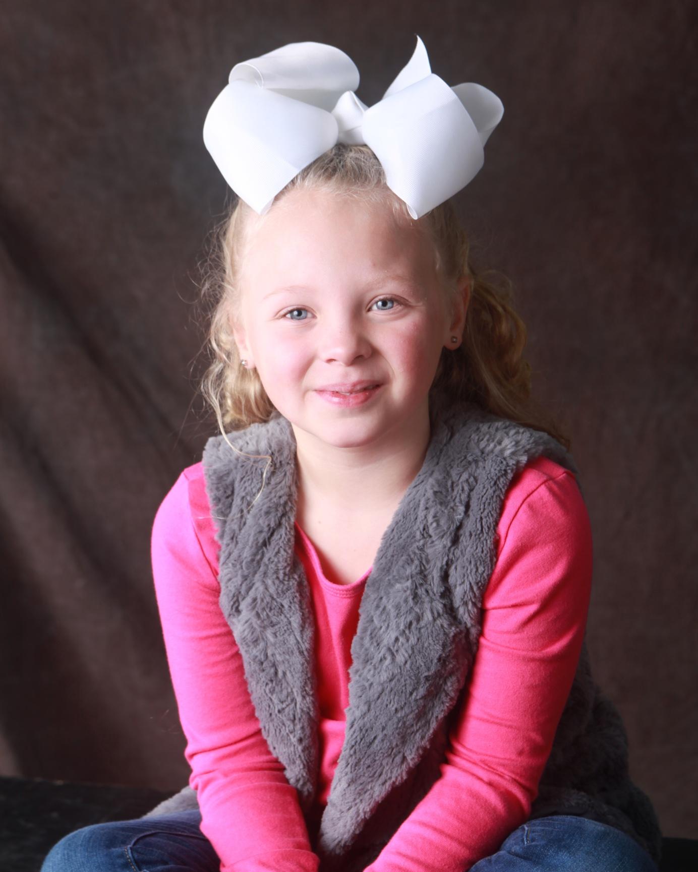 Kaitlyn Johnson, 8, Royse City