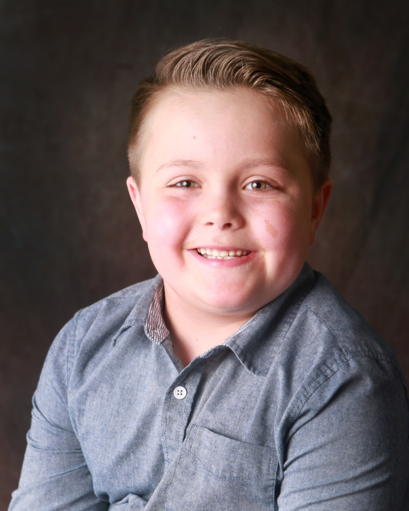 Connor Benjamin, 7, Richardson
