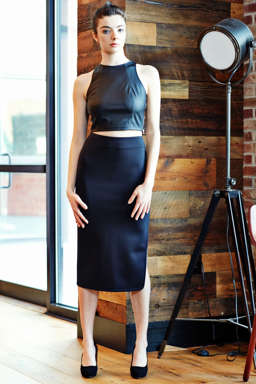Minika-Ko-Kovasky-Collection-Lookbook-Fashion-Performance-Fabrics-Black-Faux-Leather-Vest-And-Pencil-Skirt-Athleisure-Style.jpg
