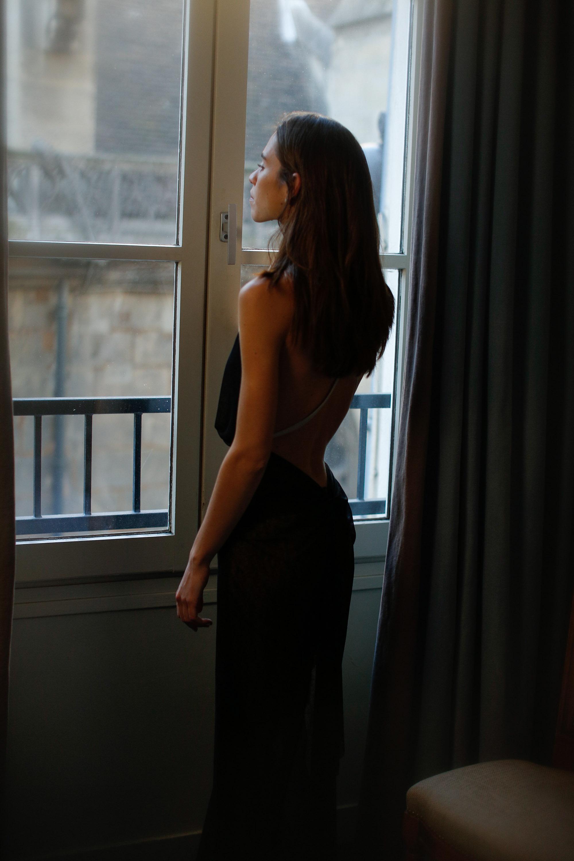 Black-Evening-Dress-sexyback-from-KOVASKY-collection-by-Minika-Ko
